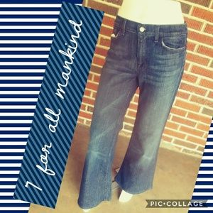 🎉🎉🎉7 For All Mankind Jeans🎉🎉🎉